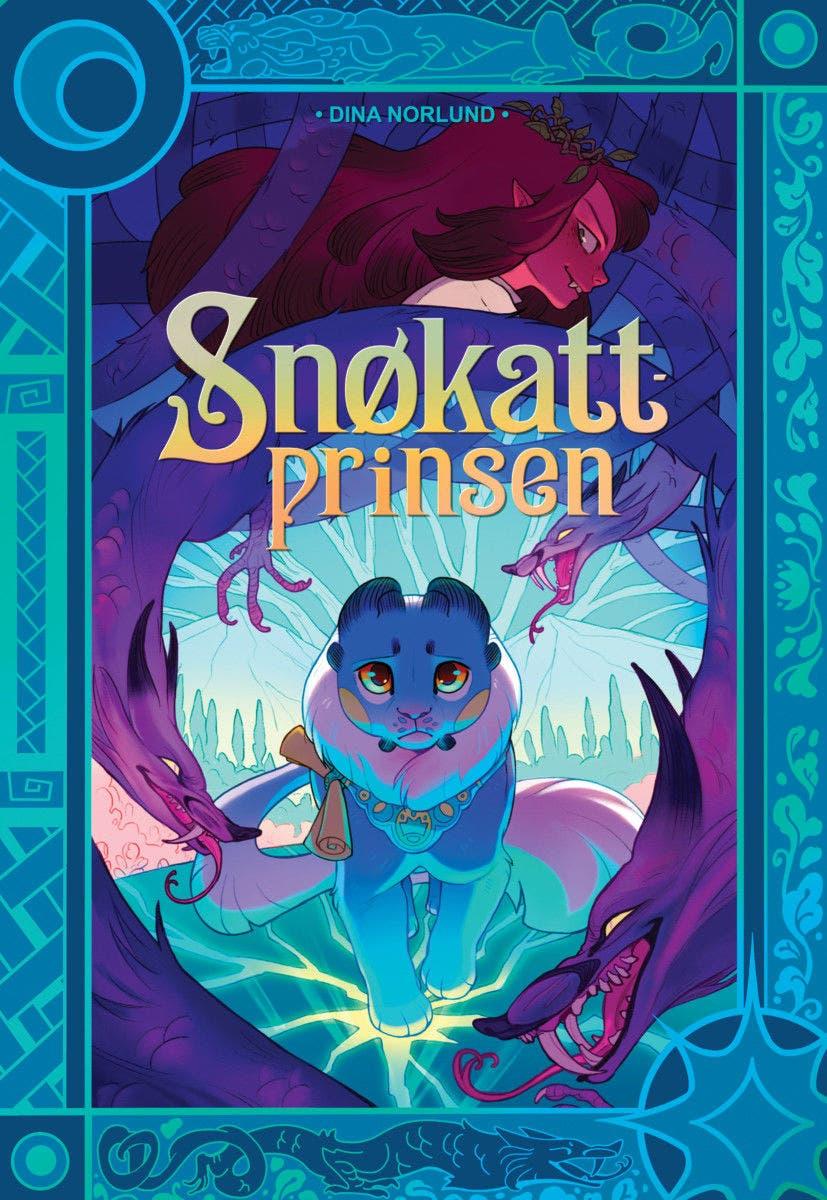 Snøkattprinsen av Dina Norlund